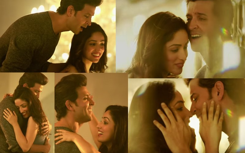 Hrithik & Yami Revisit Dil Kya Kare From Julie In Kaabil