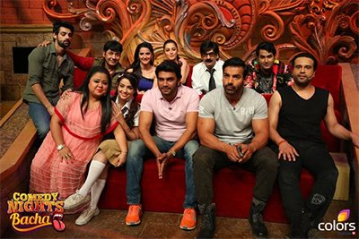 John Abraham On Comedy Nights Bachao.jpg