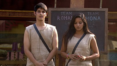 Bigg_Boss_10_Rohan_Mehra_and_Mona_Lisa_as_the_captains_for_the_task.jpg