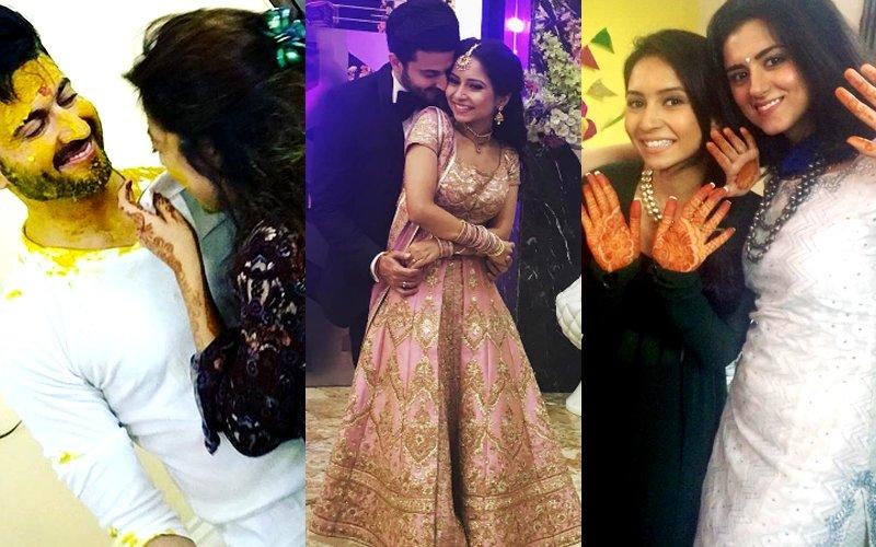 Sasural Simar Ka Star Dheeraj Dhoopar And Vinny Arora's Big Fat Punjabi Wedding Is On Right Now