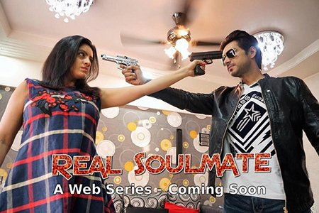 Deepika Singh did a short web series called Real Soulmate
