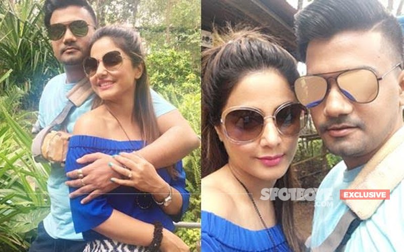Hina Khan Rocky Jaiswal Is Very Special To Me But I Am Not Getting