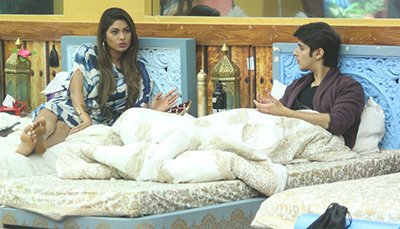 rohan mehra and lopamudra raut bb 1 0