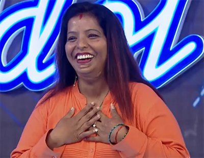 dolly singh indian idol contestant eliminated
