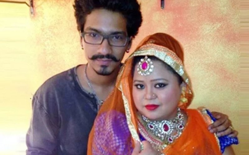 Bharti Singh's Wedding Fixed To Comedy Nights Bachao Writer Haarsh Limbhachiyaa