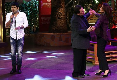 rishi kapoor and neetu kapoor on kapil sharma show