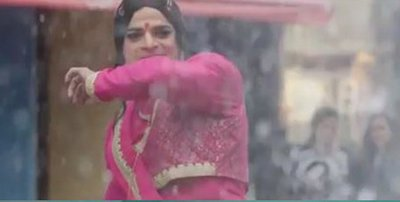 karan patel raman bhalla dresses as a woman in yeh hai mohabbatein