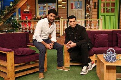 karan johar on the kapil sharma show