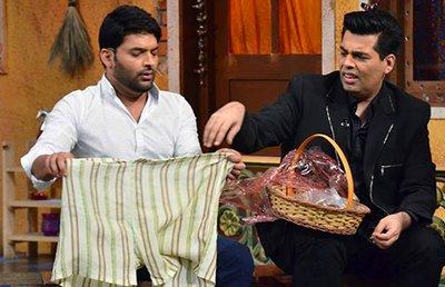 kapil sharam and karan