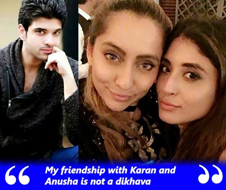 kritika kamra says that her friendship with karan kundra is not a dikhava