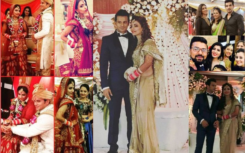 Ishqbaaz Bombshell Navina Bole Ties The Knot With Karran Jeet