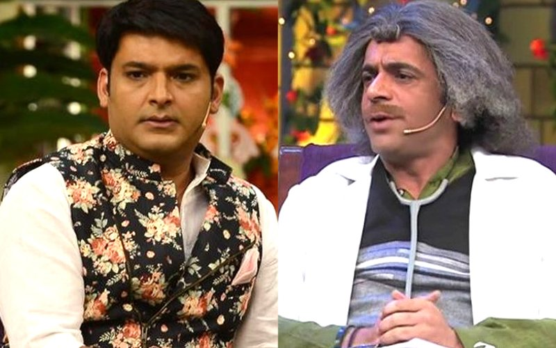 Kapil Sharma Gives Public Apology To Sunil Grover, Claims He Hurt Him Unintentionally