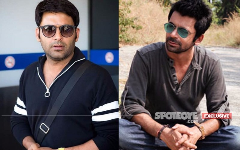 Did Sony Drive Kapil Sharma To Apologise To Sunil Grover?