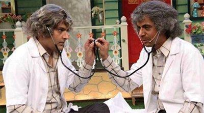 kapil sharma and sunil grover on kapil sharma show