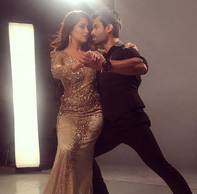 dipika kakkar and shoaib at nach baliye 8