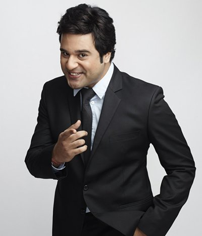 krushna abhishek leands support to arch rival kapil