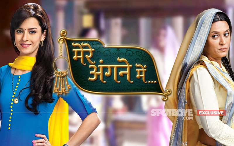 Mere Angne Mein To Go Off Air After Two Year Run!