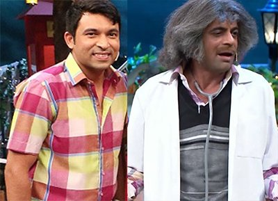 chandan prabhakar and sunil grover in the kapil sharma show