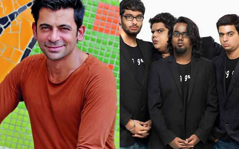 AIB To Sunil Grover: Please Call Us, We Only Throw Pillows & Not Chappals On Flight
