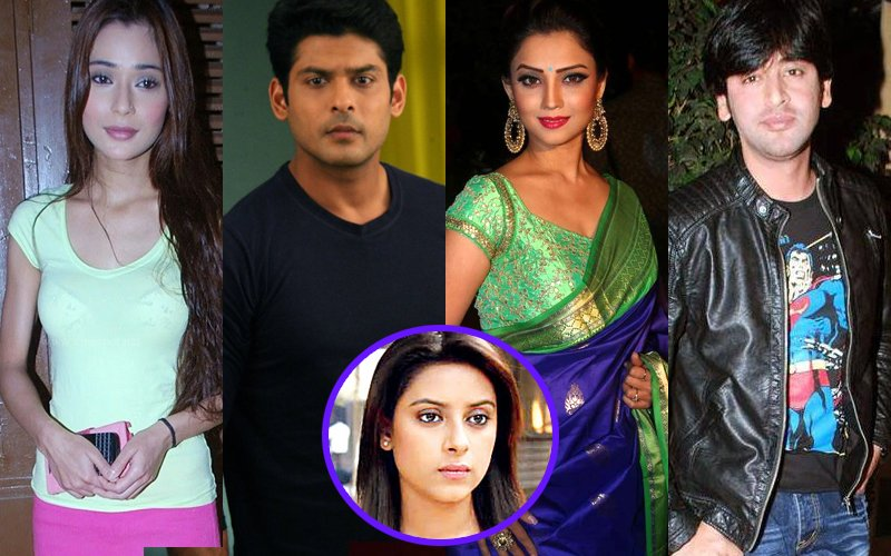 SHAME! Pratyusha Banerjee's Friends Sara Khan, Siddharth Shukla, Adaa Khan, Shashank Vyas MISSING At Her Prayer Meet