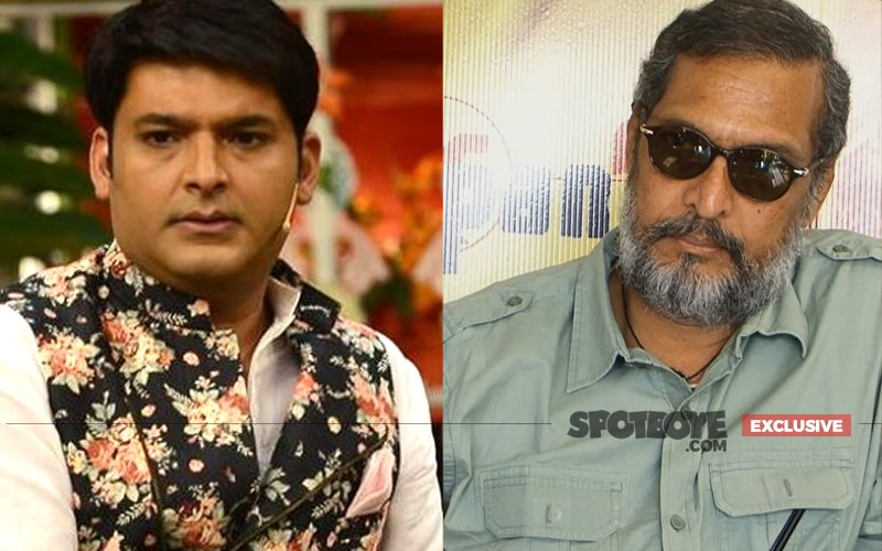 Did You Know Kapil Sharma Played Nana Patekar's Servant In His Bollywood Debut?