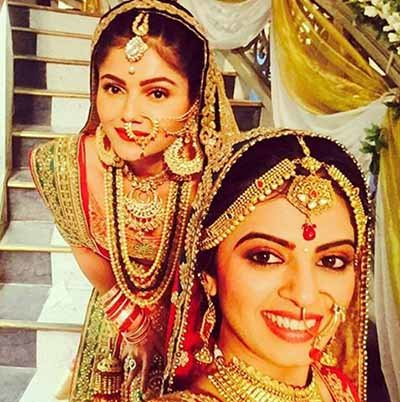 rubina and roshni