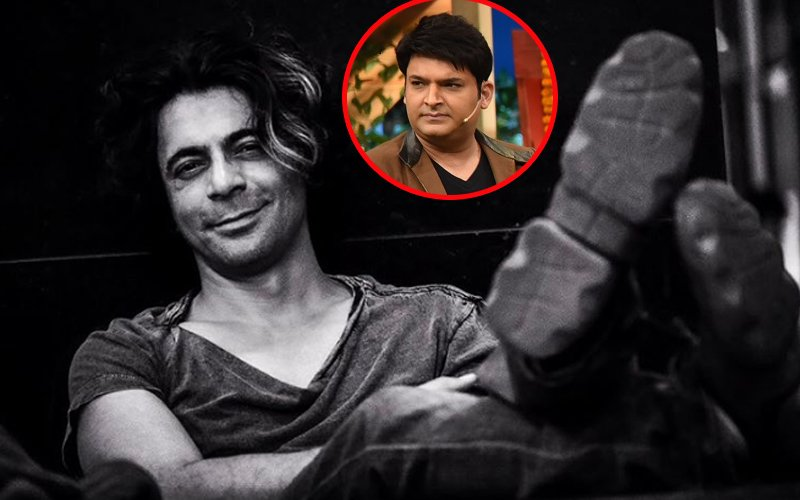 Sunil Grover Hurls A Shoe Back At Kapil Sharma, On Social Media
