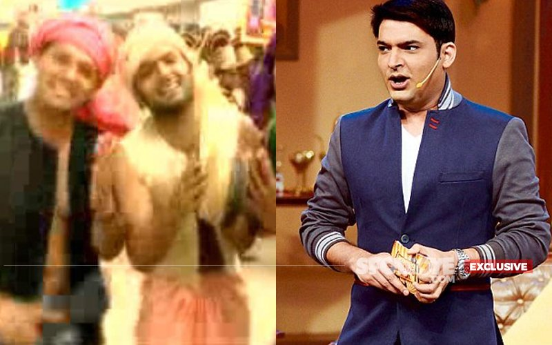 REVEALED! Kapil Sharma Was Once Just An Extra In A Punjabi Music Video