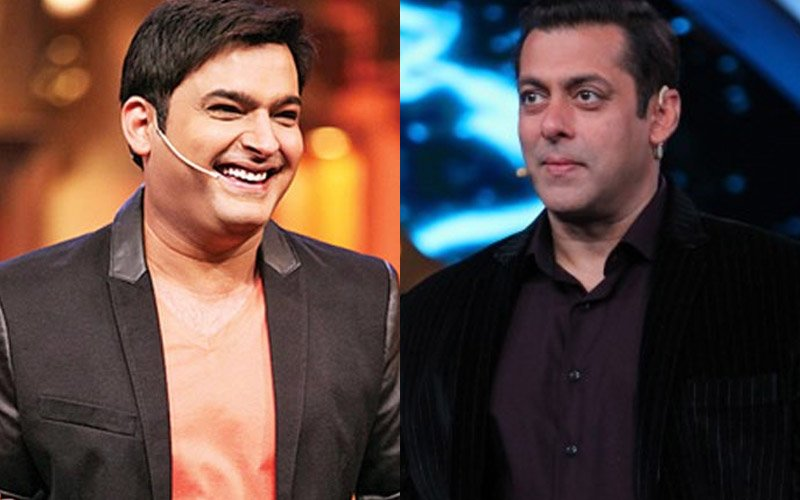 Viewers Choose Kapil Sharma Over Salman Khan, Naagin 2 Loses No.1 Spot To Shakti