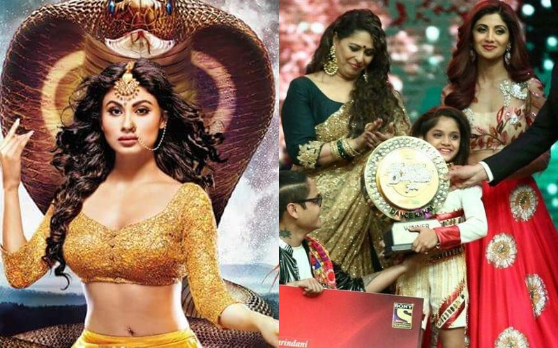 TWIST IN THE TALE: Naagin 2 Loses No. 1 Position To Super Dancer Finale