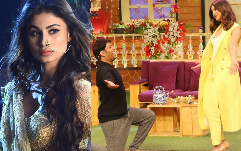Ekta Retains No.1 Spot With Naagin 2, Kapil Sharma Moves Up To No.3