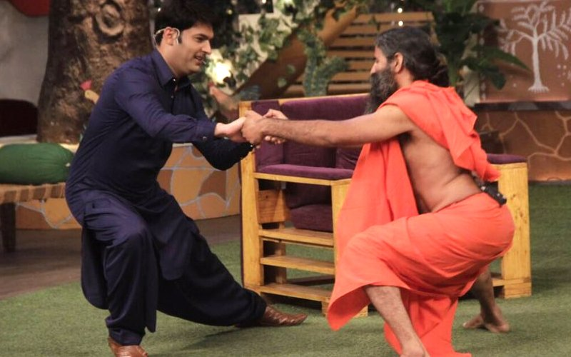This Is Why Kapil Sharma Should Thank Baba Ramdev