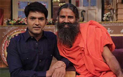 baba ramdev on kapil sharma show