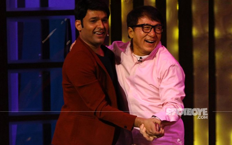 Kapil Sharma Slips To No.5, Did Jackie Chan Fail Him?