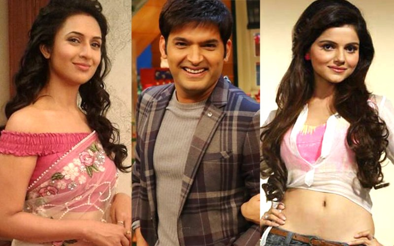 Divyanka Tripathi Drops, Kapil Sharma Stays Put, Rubina Dilaik Surges