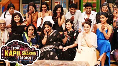 begum jaan promotions on kapil sharma show