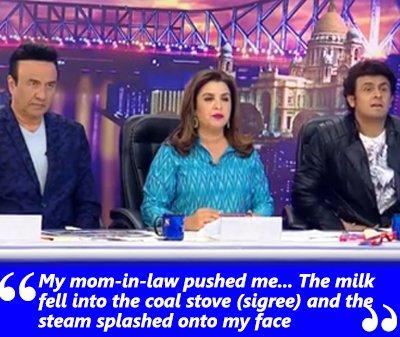anu malik farah khan sonu nigam in india idol season 7 dolly singh