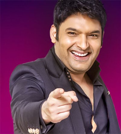 kapil sharma in kapil sharma show