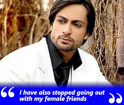 shaleen bhanot interview i have stopped hanging arounf female friends