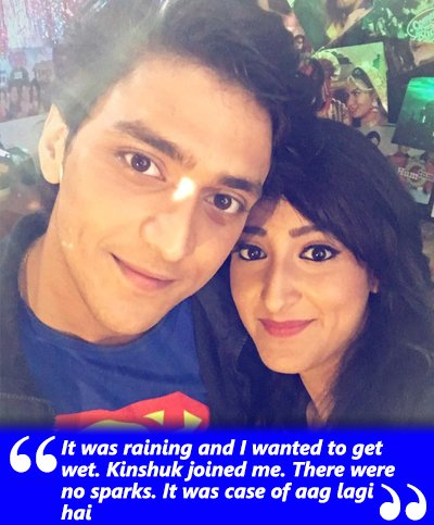 kinshuk and shivya love story in her words
