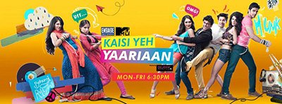 Kaisi Yeh Yaariyan season 2 parth and niti