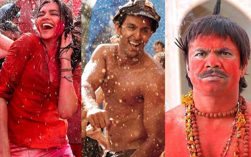 10 Colourful Characters You See Every Holi