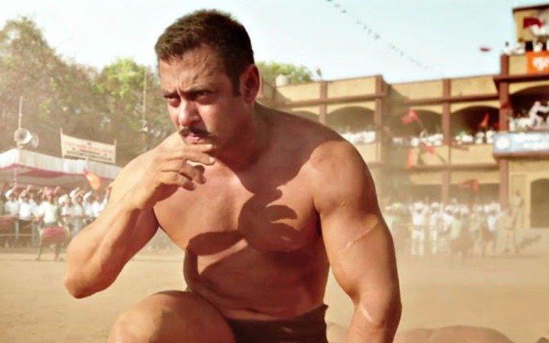 Here's a sneak peek into Salman's Sultan title track