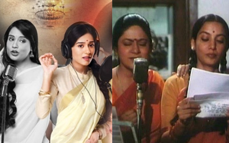 TV show Meri Awaaz… too similar to Sai Paranjpye's Saaz