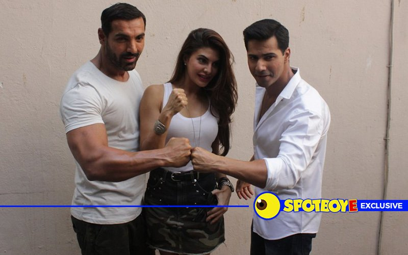 Dishoom's D Y Patil Stadium shoot cancelled!