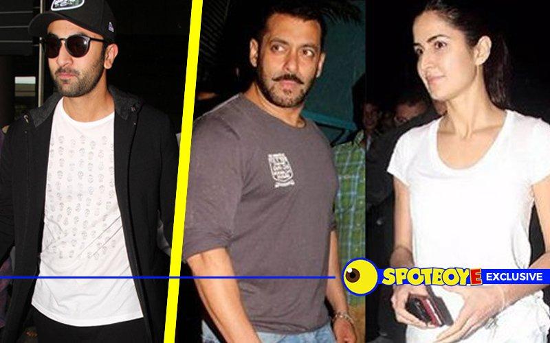 FYI Ranbir: Katrina may star opposite Salman in Santoshi's next