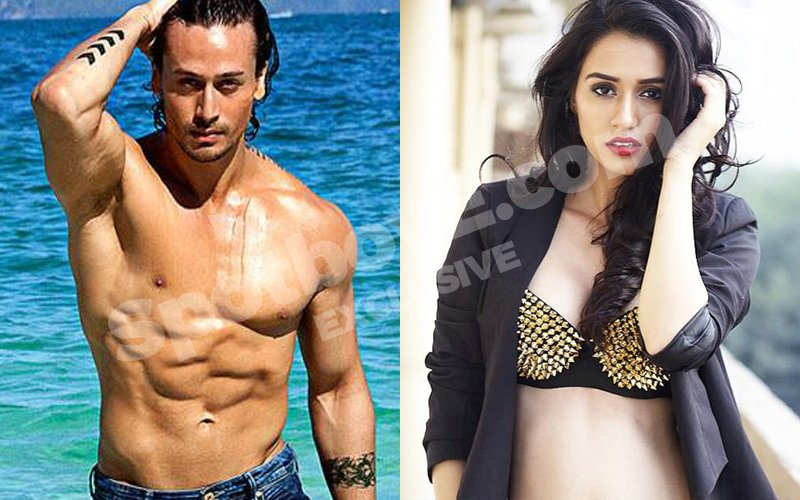 Tiger Recommends Girlfriend Disha's Name For Baaghi Sequel