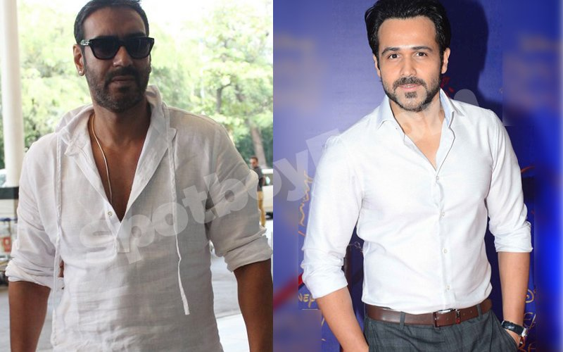 Ajay Devgn-Emraan Hashmi's Baadshaho Goes On Floors