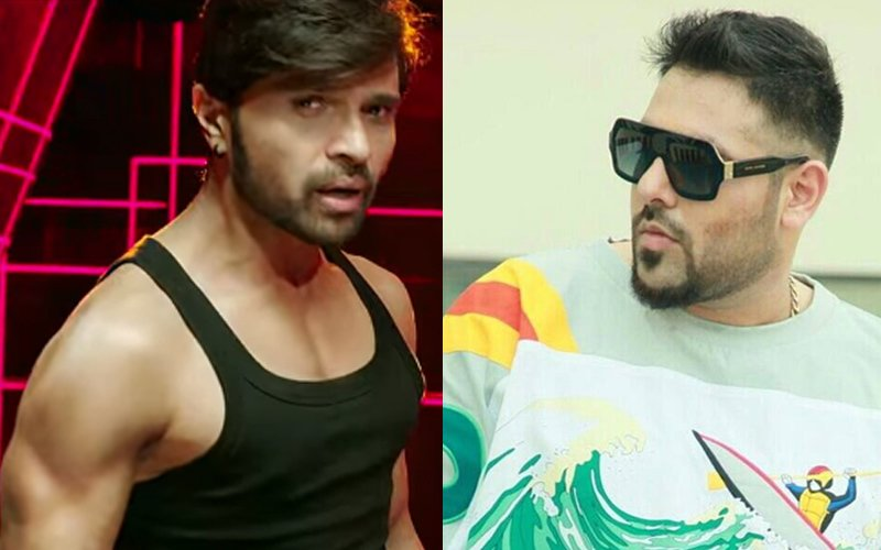 Baadshah joins hands with Himesh