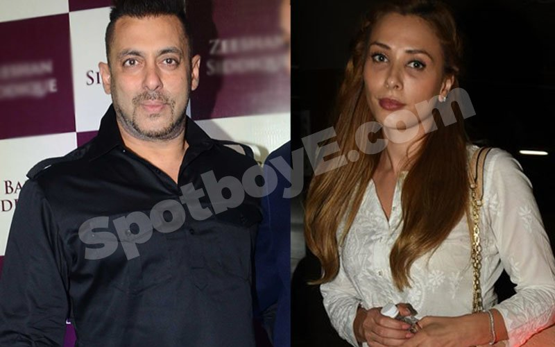 VIDEO: Salman's dinner date with Iulia